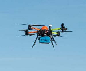 Raymax supplying NEO hyperspectral camera for UAVs