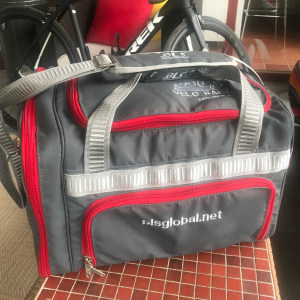 First Look: Black Line Sprinting VeloRacing Bag