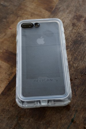 Pelican Waterproof Marine Case for iPhone