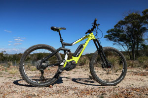 Crossing to the dark side – testing Bosch's newest electric mountain bike tech