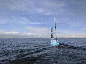 Bluebottle ASW USV trial success