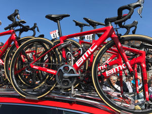 Bikes Of The TDF: The BMC's of Richie Porte & Greg Van Avermaet