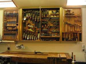 Jim Howell's Tool Cabinet