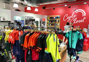 A Visit To Cycle Closet, The 'Boutique For Cyclists'