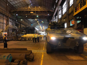 Pacts of Steel offer a much needed boost to local industry