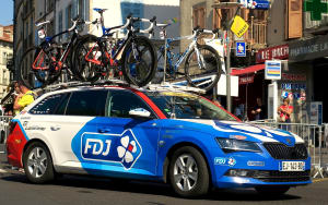 Gallery: Team Cars Of The 2017 Tour de France