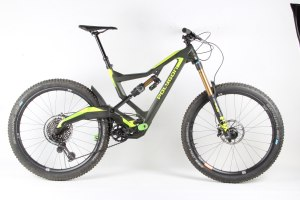 BIKE REVIEW: Polygon XQUAREONE