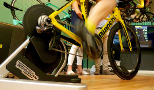 First Look: TechnoGym MyCycling Indoor Training Solution