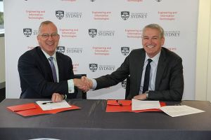 Thales and Sydney Uni to work on new technologies and capabilities