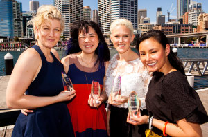2017 Women in Foodservice Awards - in pictures