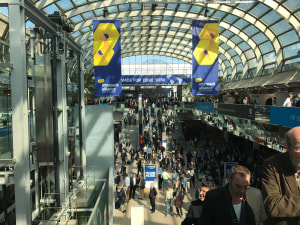 Record numbers throng to Interpack 2017, including Aussie contingent
