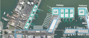 Compromise solution for America's Cup bases in Auckland