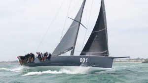 Cooler conditions but hot competition on Day 2 of Australian Yachting Championship
