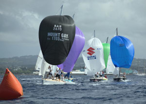 One-design racing returns to Barbados Sailing Week