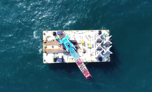 VIDEO: Constructing the JD Reef