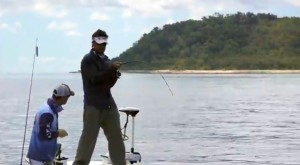 VIDEO: How to catch fish on poppers