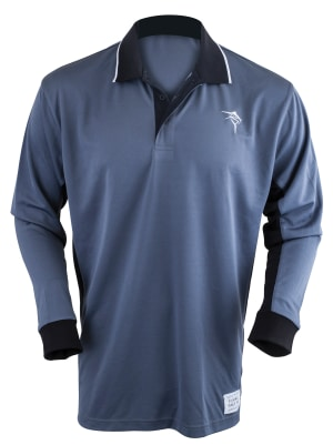 Jarvis Walker long sleeve polo shirt