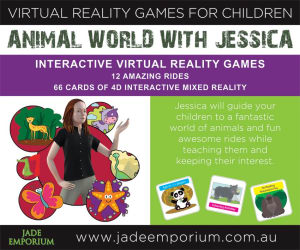 Jade Emporium explores new realities in Animal World with Jessica