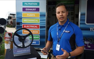 All Marine Spares launches new helm at SCIBS