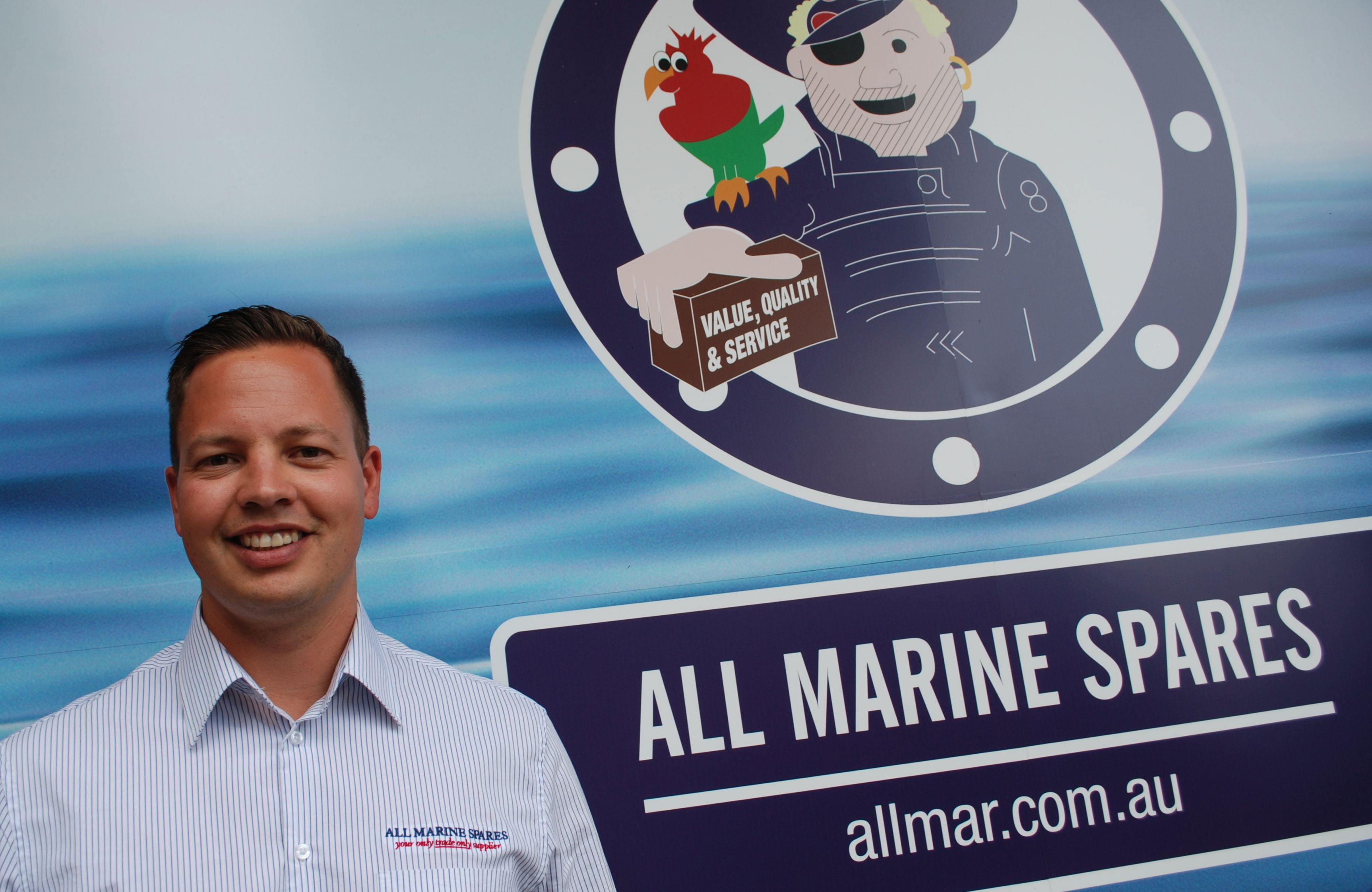 PROFILE: Jason Mitchell, All Marine Spares