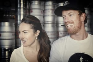 Sydney couple pioneers craft beer in a can