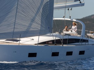 The first of the Jeanneau 64 models is heading to Australia and New Zealand