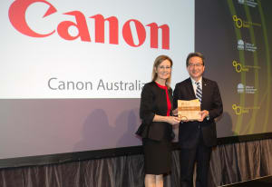Canon enhances its sustainability credentials