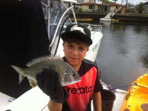 Shimano Junior Fishy Photos winners