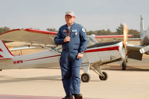 Kenny Love to leave Temora Aviation Museum