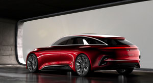Kia's Proceed Concept: the smell of success