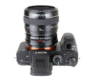 Kipon announces Sony E-mount adaptor with built-in ND