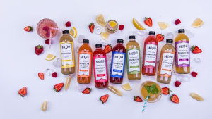 Kombucha company gets stamp of approval