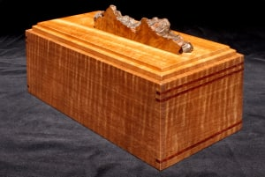 A Simple Jewellery Box