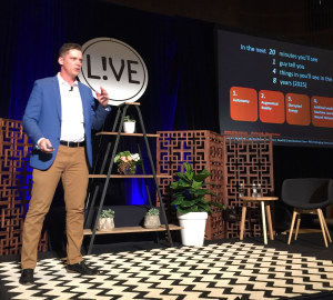 LIVE 2017: Reality bites in food facility of the future