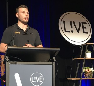 LIVE 2017: Taking a Shine to a successful startup