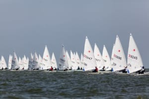 Caelin Winchcombe in top three at Laser Radial Youth Worlds