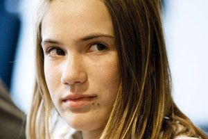 Oceans 13? This Dutch teenager is simply too young.