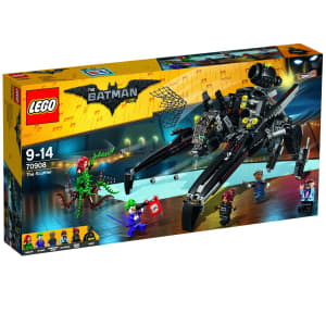 Ride to the rescue with an exciting set from The Lego Batman Movie