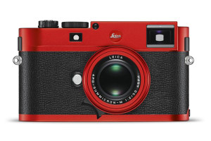 Leica unveils limited run of 100 red M(Typ 262) bodies