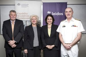From Lockheed to Leidos