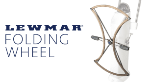 BLA Trade Talk: Lewmar Folding Wheel