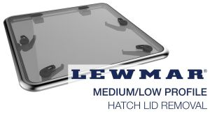 BLA Trade Talk: Lewmar hatch lid removal