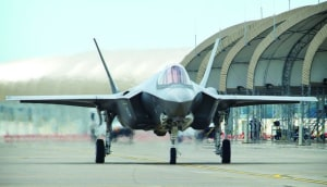 F-35s grounded worldwide after crash