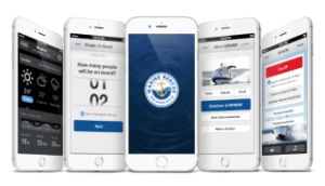 Stay safe on the water with Marine Rescue app