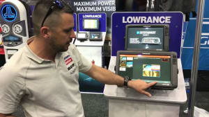 "VIDEO: Lowrance 16"" Carbon"