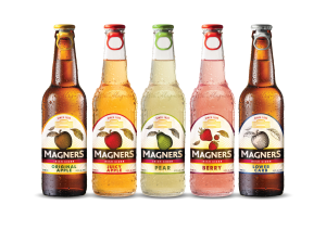 Cider brand revised with fresh, fruity focus