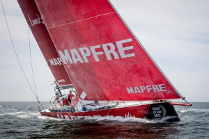 Norths add new versatile JO Gennaker to Volvo Ocean Race wardrobe