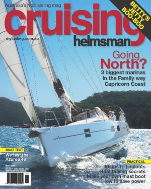 It is time to head north with Cruising Helmsman May issue