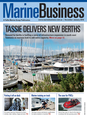 Summer reading with the latest Marine Business magazine