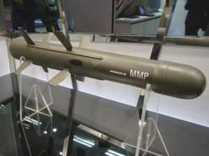 MBDA eyes Land 400 as French take delivery of MMP missile